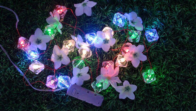 Neo Life Flower Battery2