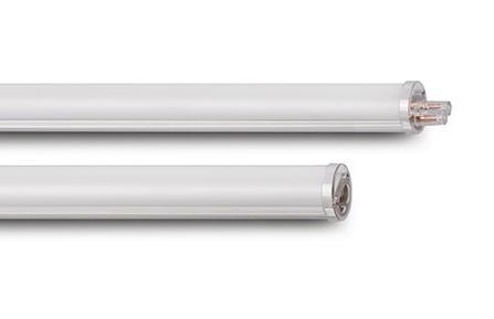Erweiterbares LED T8 Steckröhren-System mit SMD-Technologie